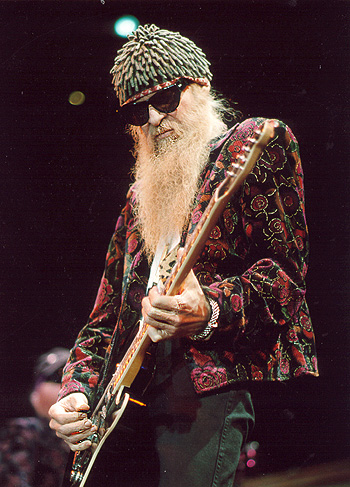 billy gibbons How far can Gibson go -